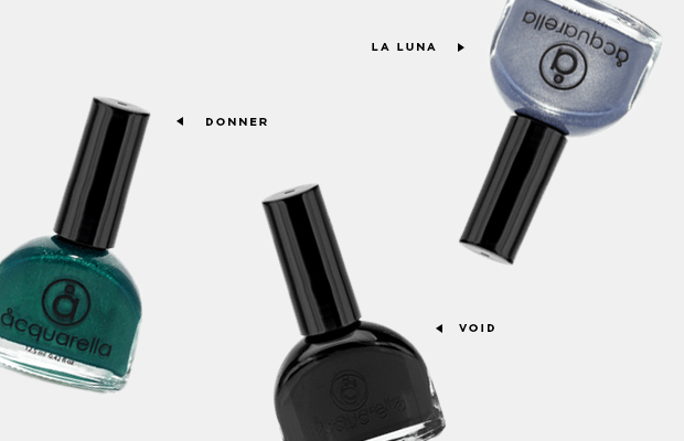Our 5 Favorite Five Free Nail Polishes For Fall Verily
