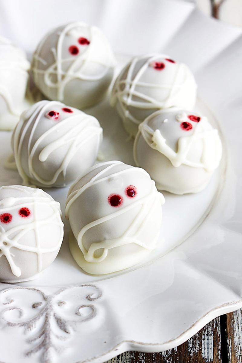 halloween desserts, easy desserts