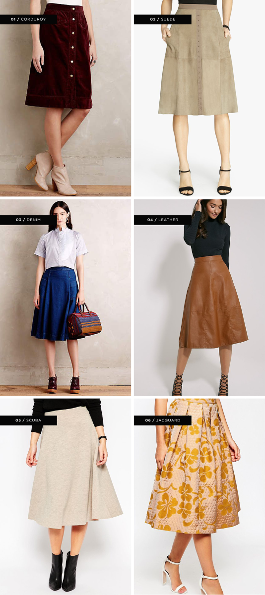 1. Anthropologie, $118 / 2. Halston Heritage, $298 / 3. Anthropologie, $148 / 4. Pretty Little Thing, $41 / 5. Asos, $81 / 6. Asos, $108
