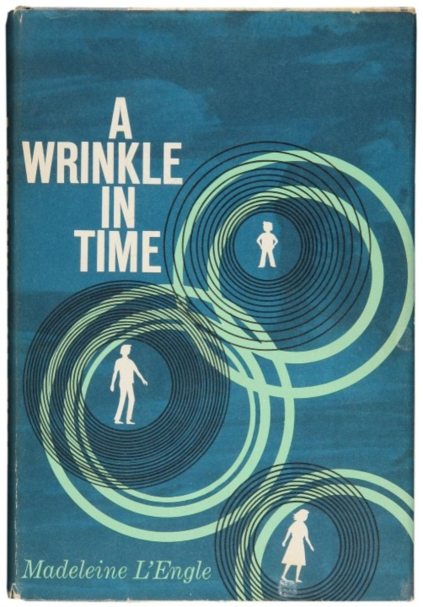 a wrinkle in time, science fiction books, strong women