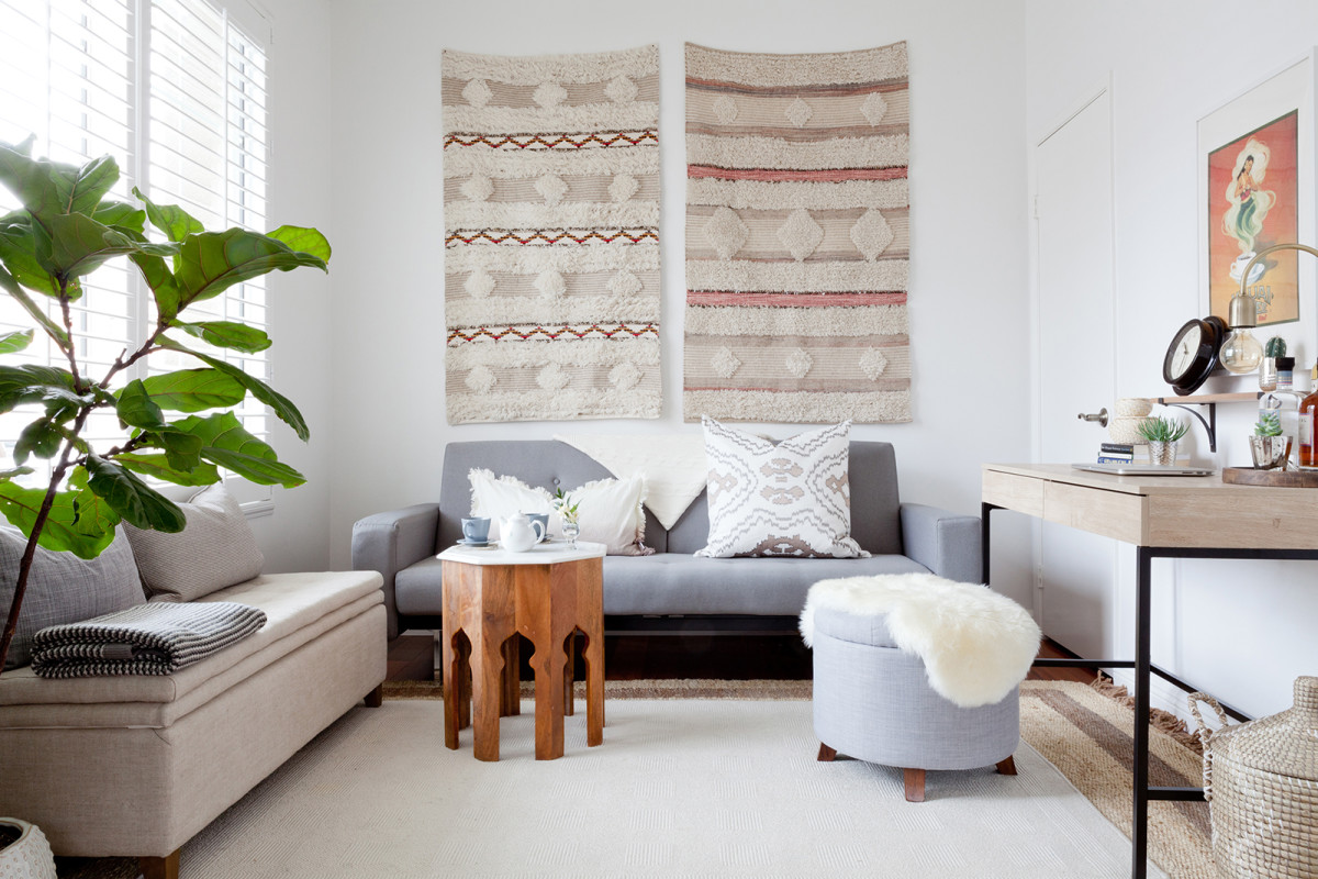5 Savvy Tips For Decorating A Small Space On A Budget Verily