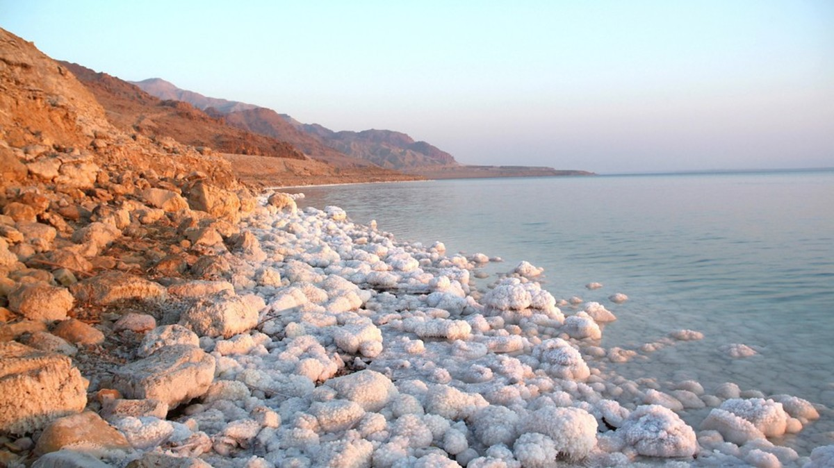Dead Sea / Tourism Media