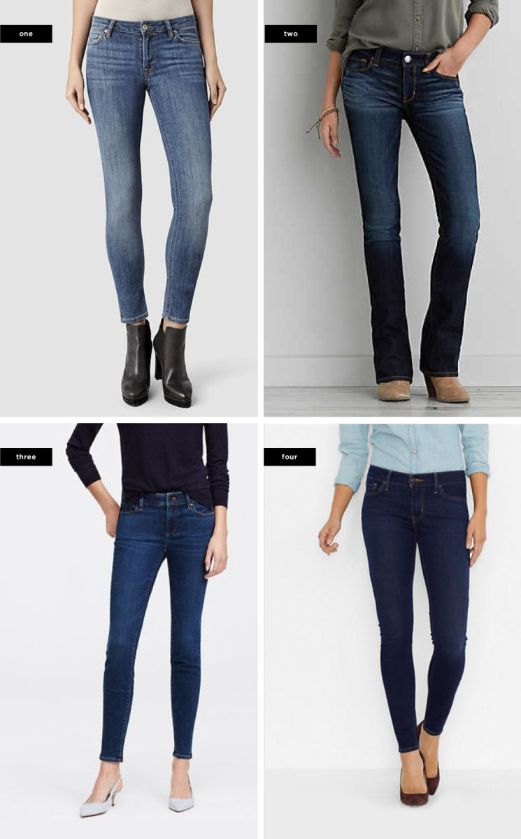 select for genuine hot-selling authentic choose original The Best Jeans for Your Body Shape and Where to Find Them ...