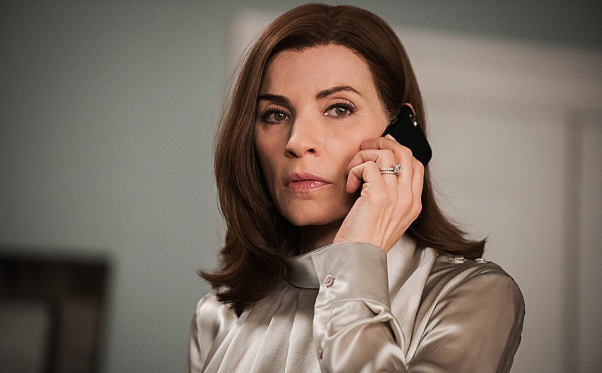 The Good Wife End