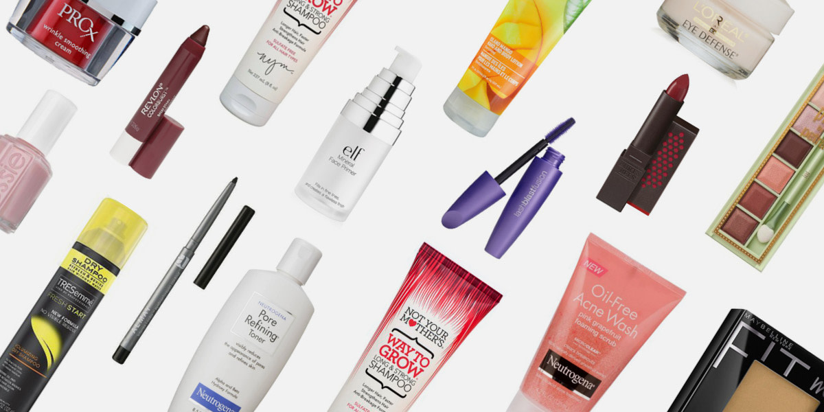 Drugstore Beauty Products We Like Better Than the Fancy Brands