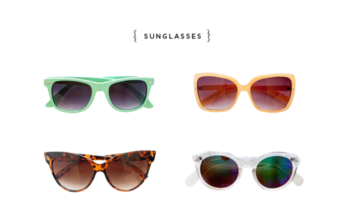 Verily_Sunglasses Summer Accessory