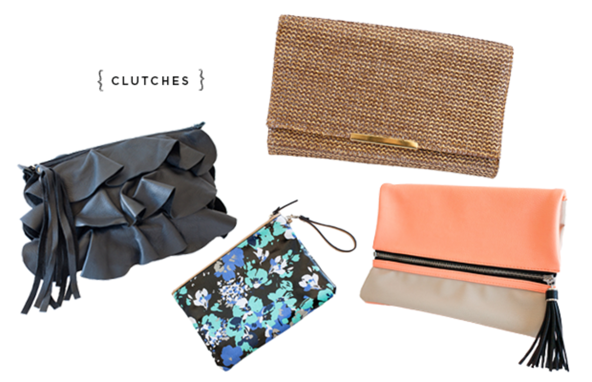 Verily_Summer Clutches