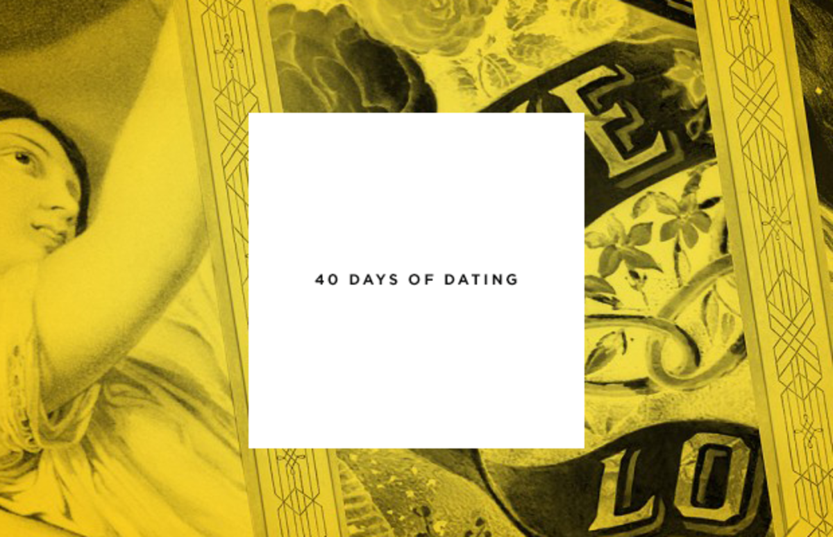 40 days of dating jessica walsh twitter