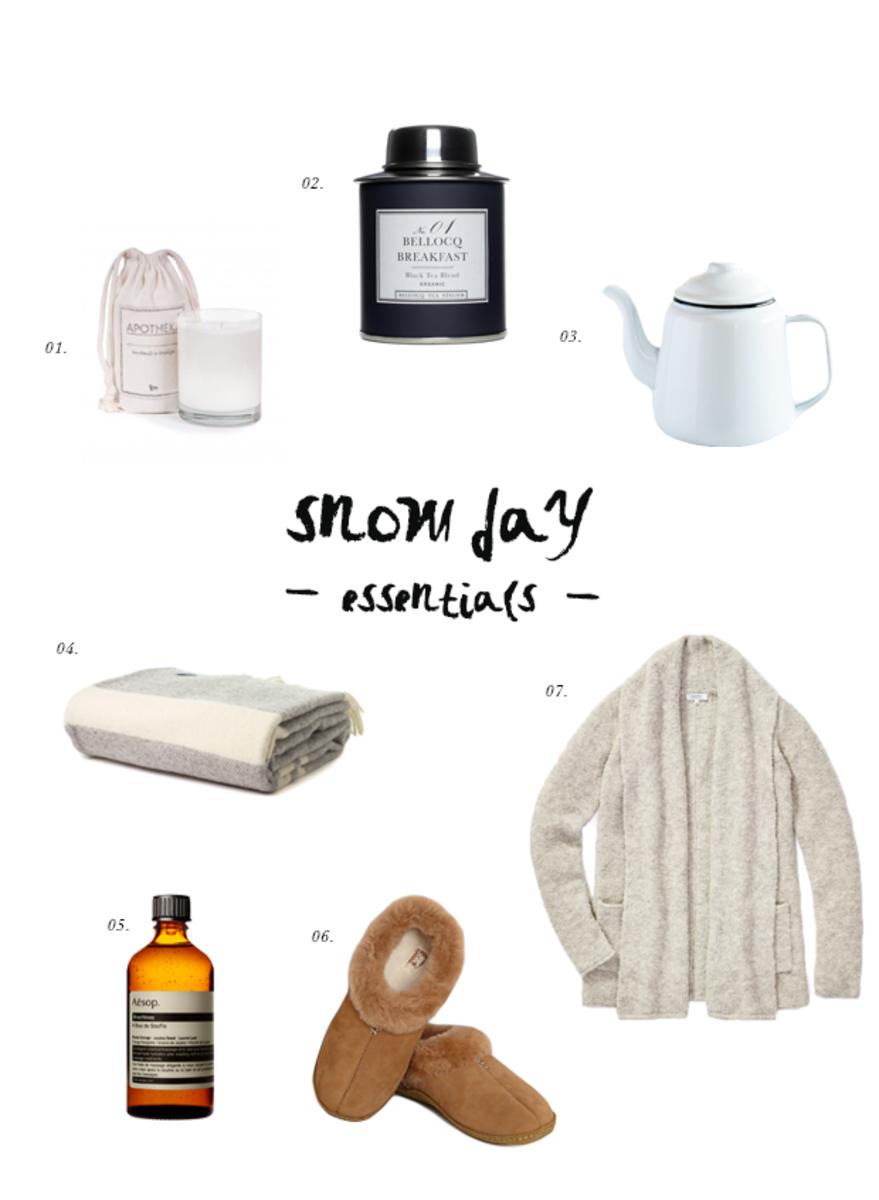 snow-day-essentials-moodboard