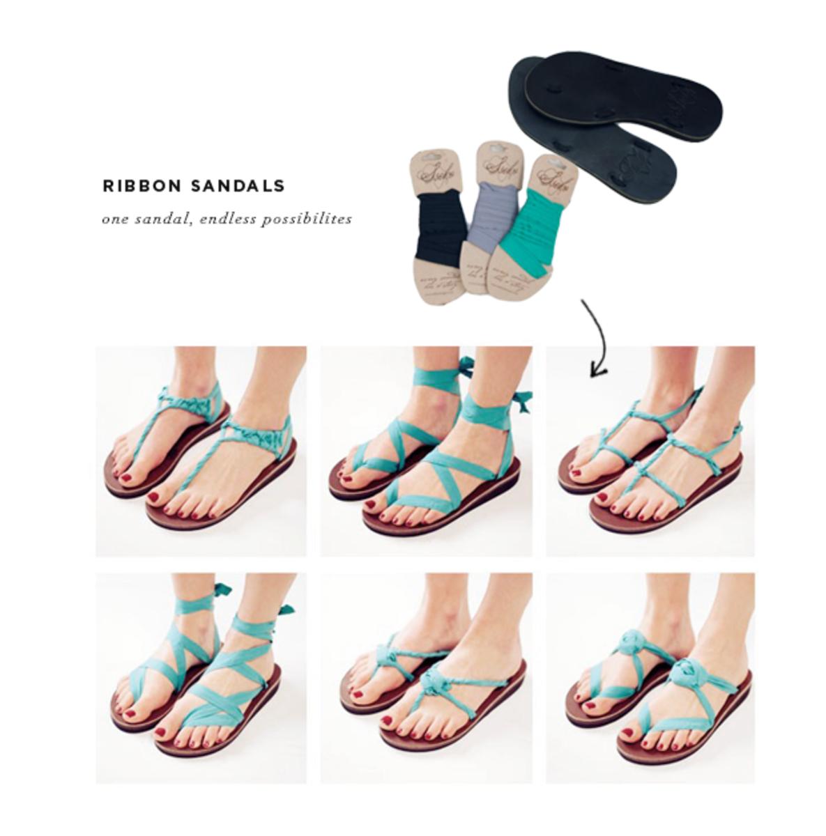ribbon-sandals