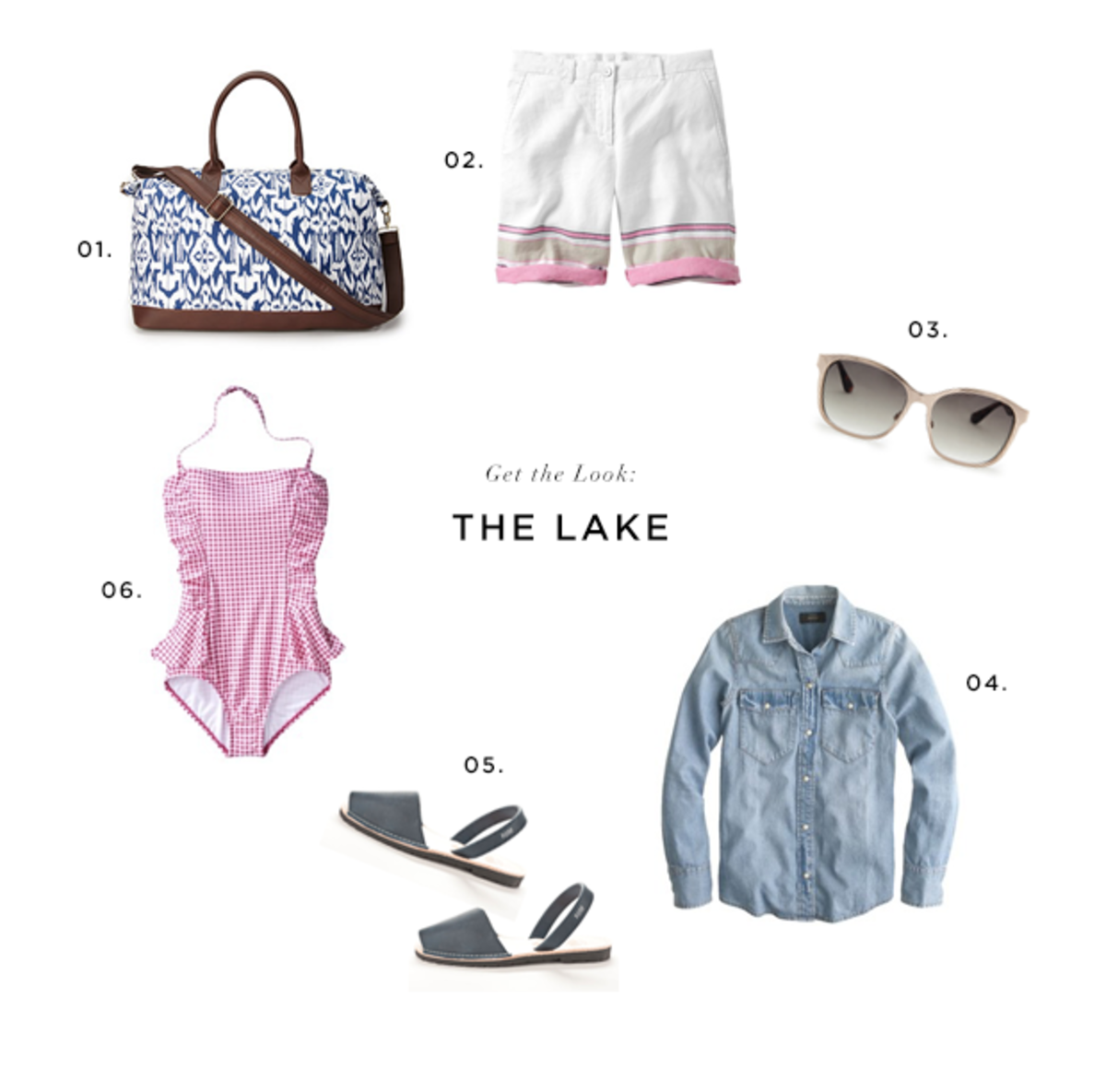 swimsuits-lake