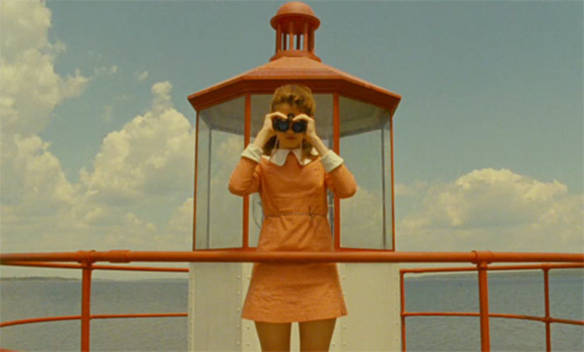 moonrise kingdom, coming of age