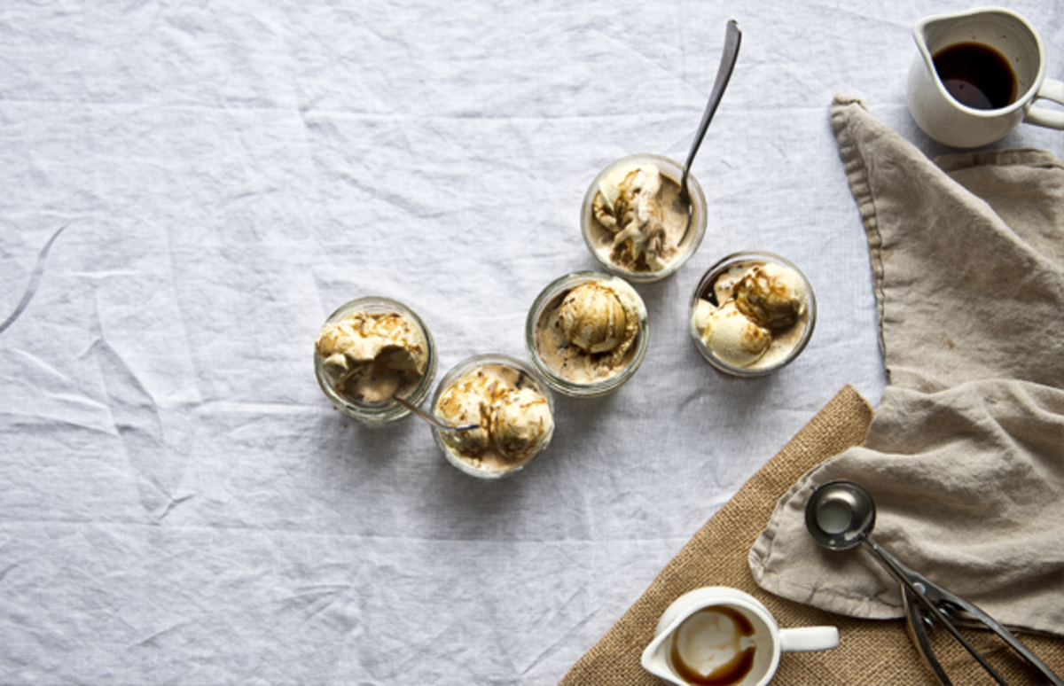 dessert recipe, affogato