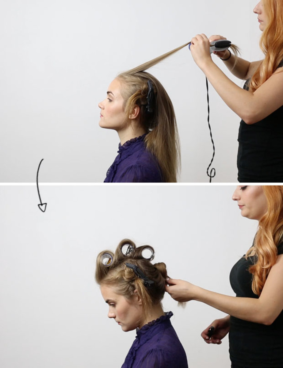 How To Fake A Salon Style Blowout At Home Verily
