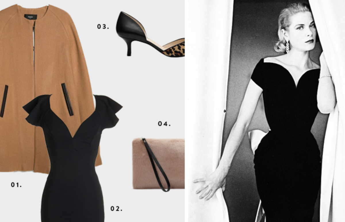 4 party looks inspired by grace kelly�s timeless style