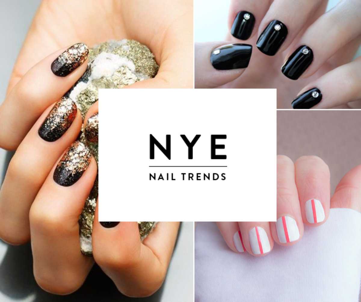The Best New Year\'s Eve Nail Trends - Verily