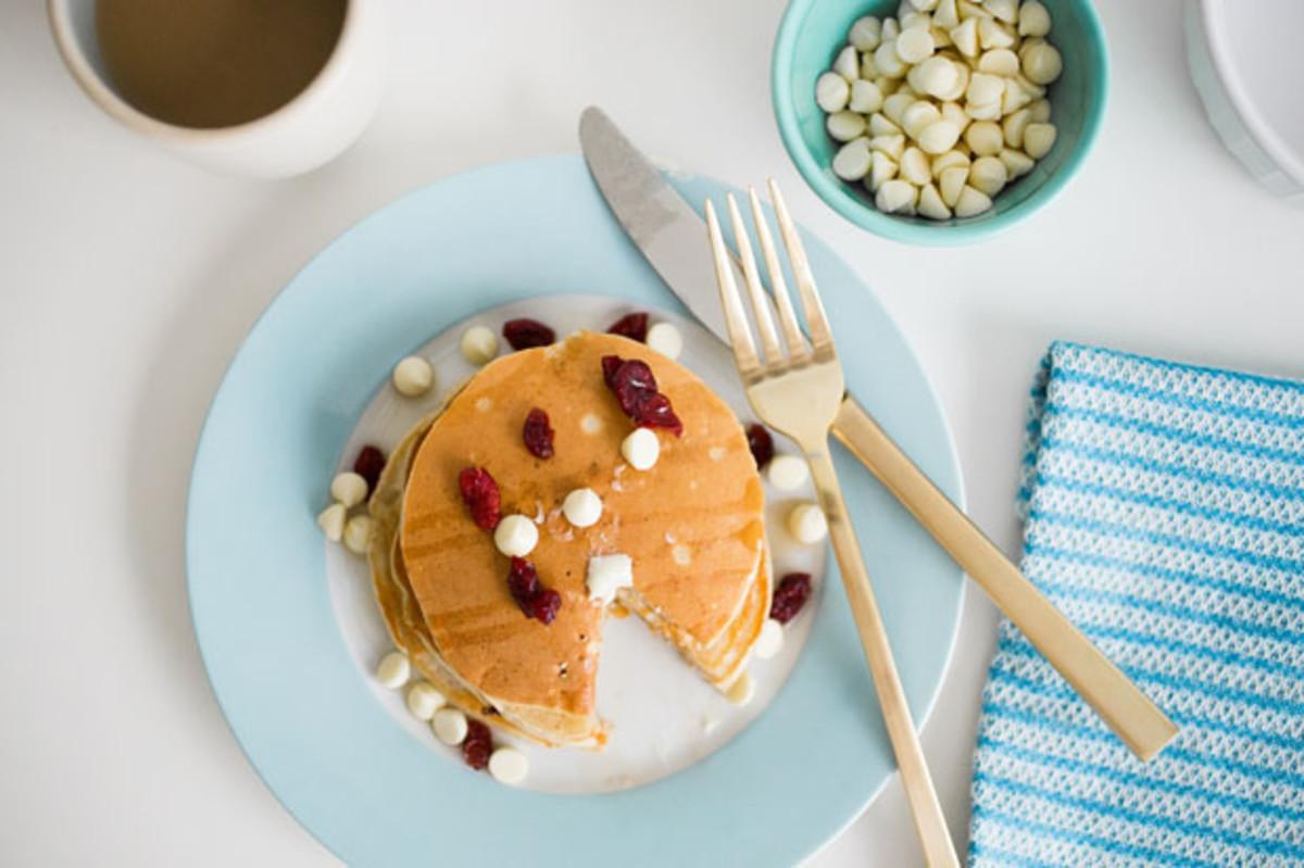 pancake recipe, breakfast in bed, breakfast idea