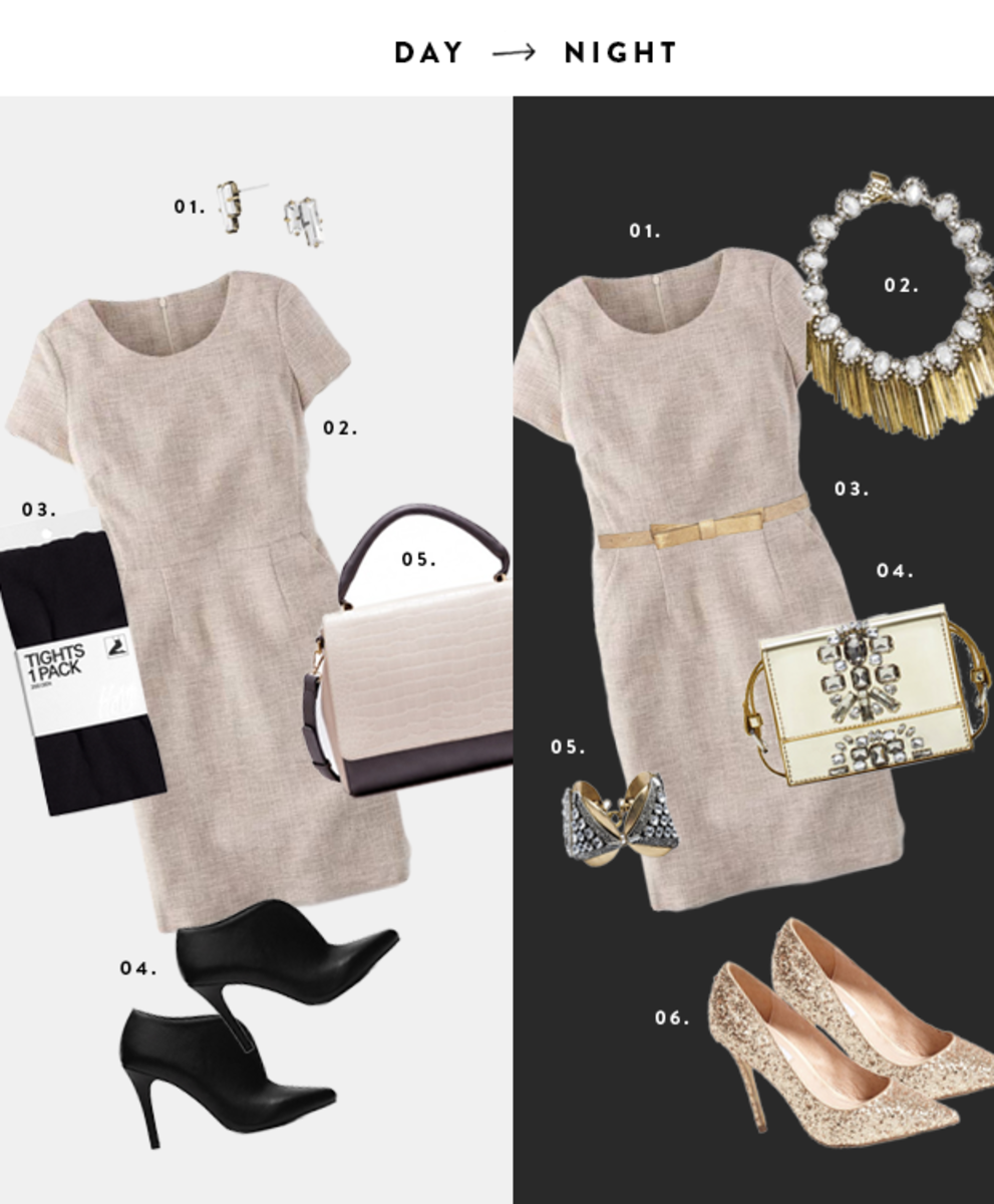 day-to-night-dress-words
