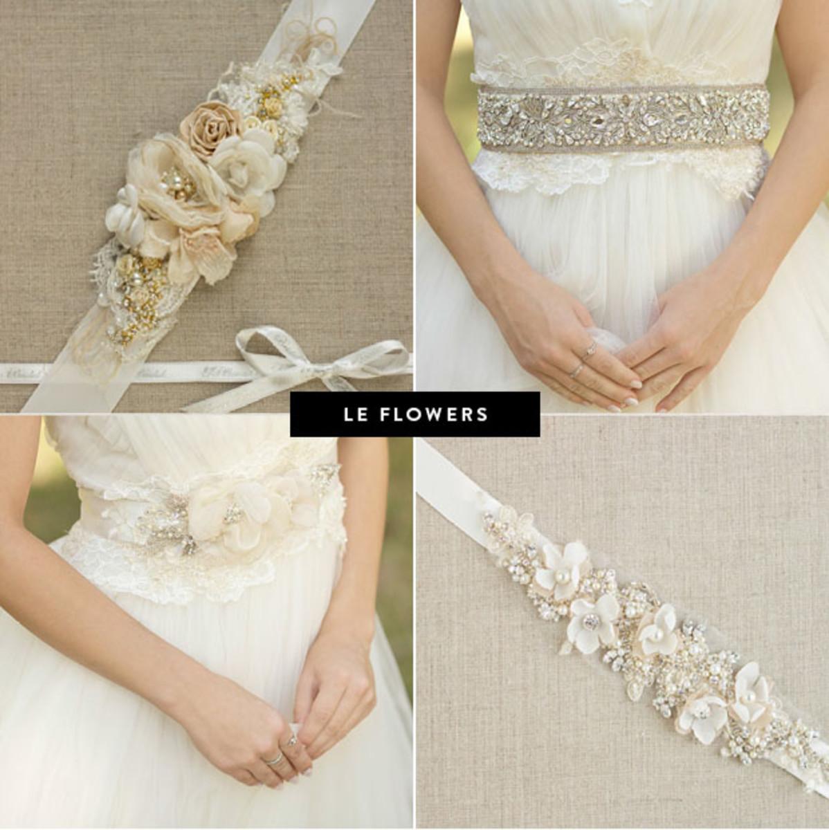 bridal-sashes
