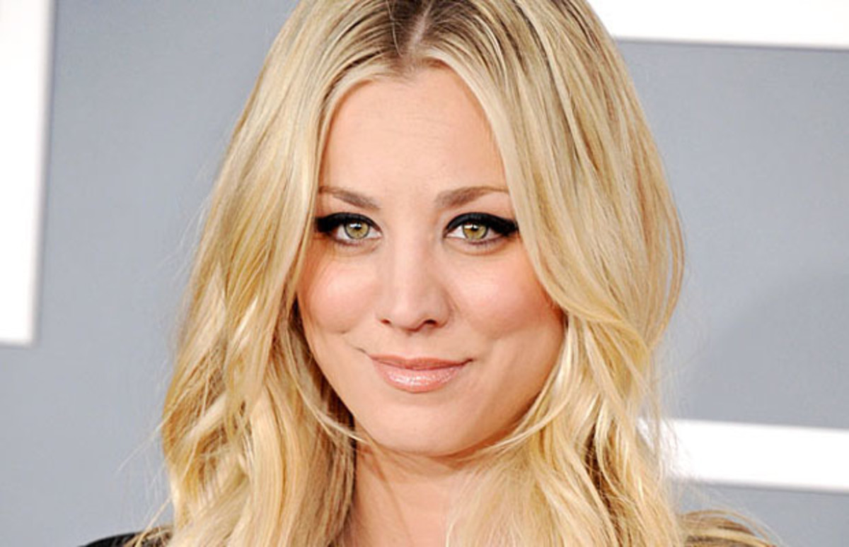 What Happens When Women Like Kaley Cuoco Sweeting Say They Dont
