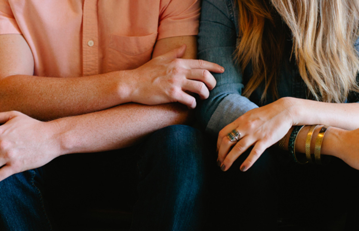 Can Men and Women Be 'Just Friends'?