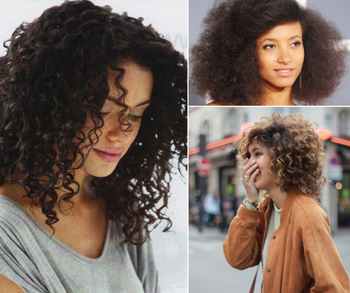 The Best Haircuts For Curly, Thick, and Fine Hair - Verily