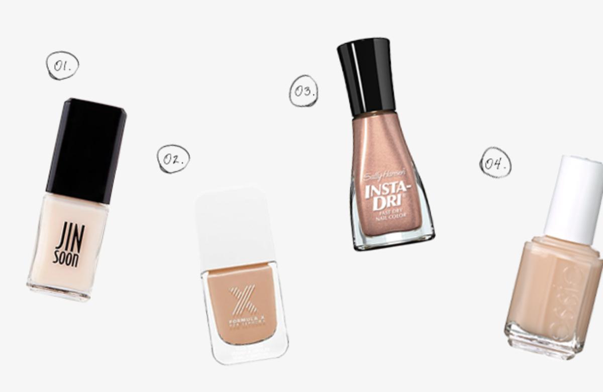 Unique Flattering Nail Polish Colors For Dark Skin Adornment - Nail ...