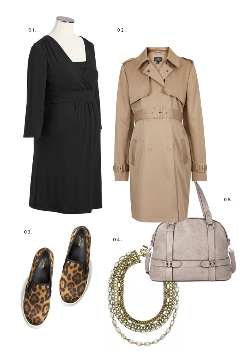 Maternity dresses that work after pregnancy too verily nursing dress old navy 15 2 trench topshop 150 3 sneakers target 20 4 necklace baublebar 58 5 bag solesociety 50 ombrellifo Images