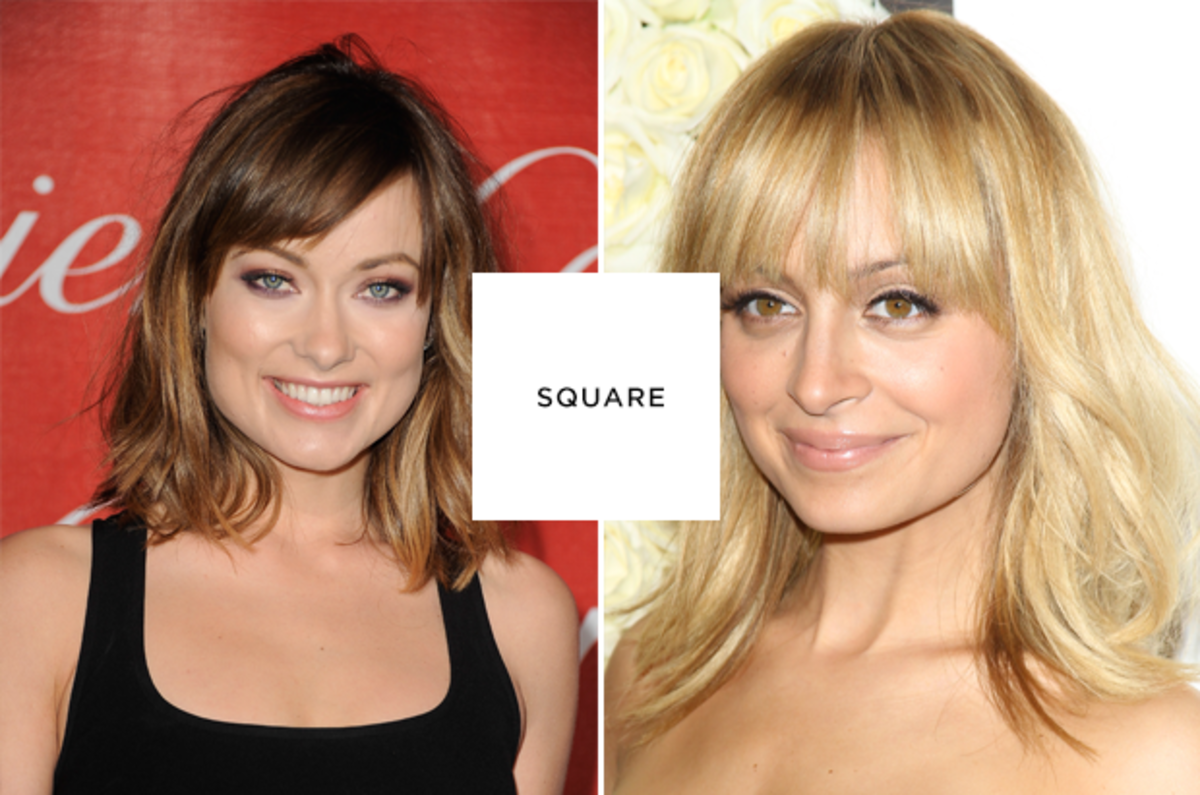 The Best Bangs For Your Face Shape - Verily