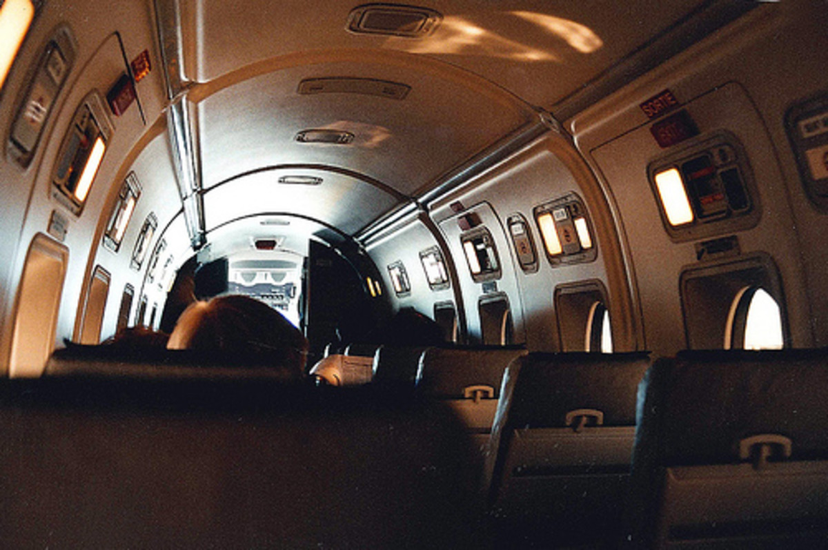 Flight-cabin