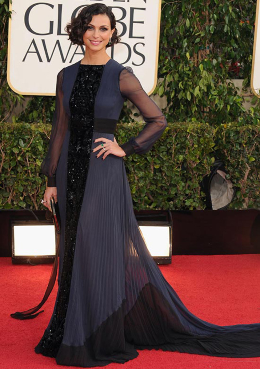 morena-baccarin-2013-golden-globes-red-carpet