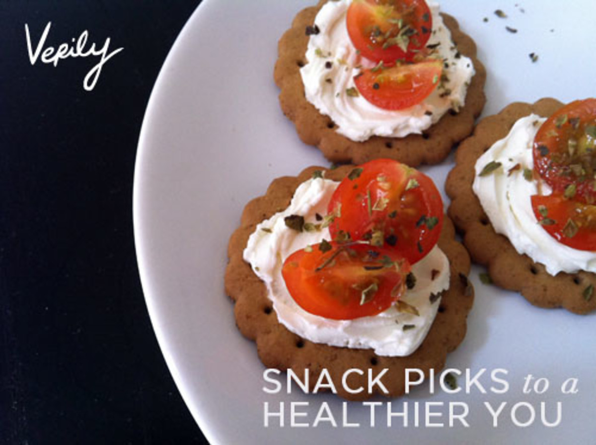 snack ideas, healthy food