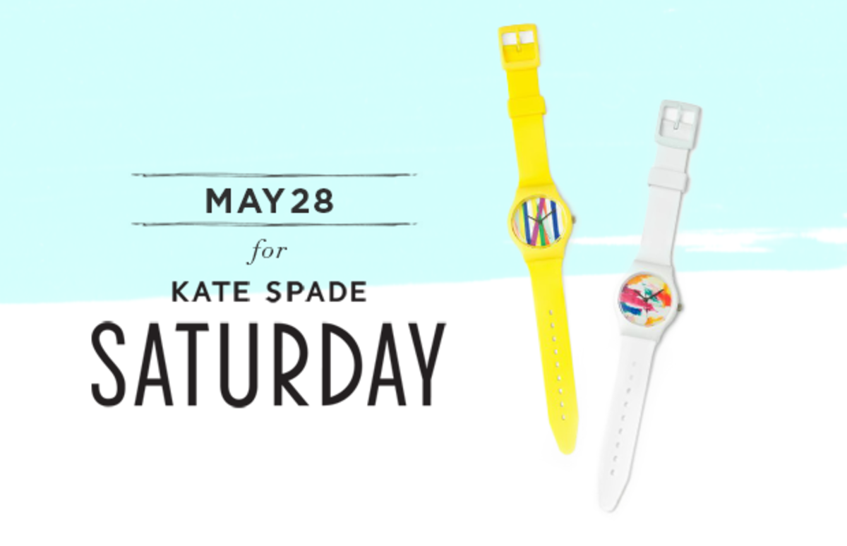 Verily_Kate Spade Watch