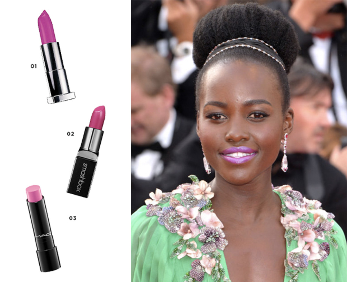1. Maybelline, $8 / 2. Smashbox, $20 / 3. MAC, $18     Photo: Getty Images