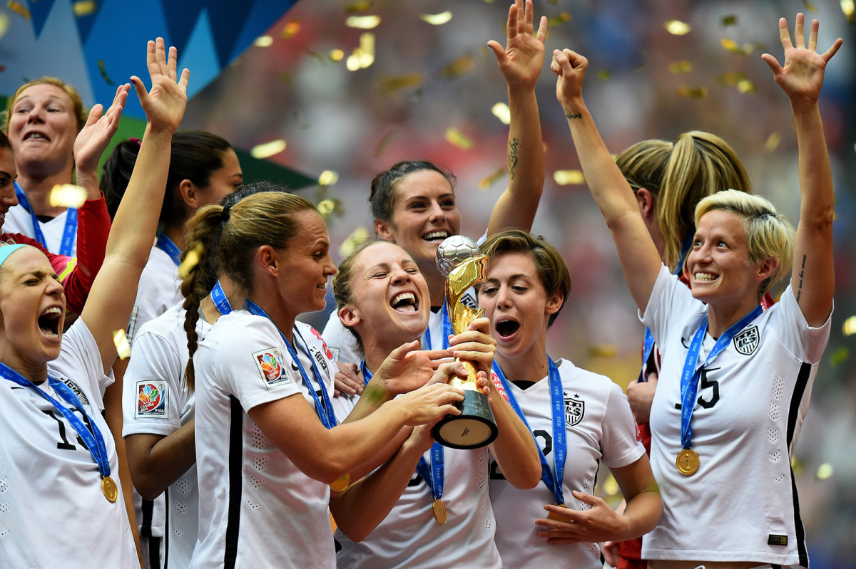 womens world cup soccer female role models teenage girls