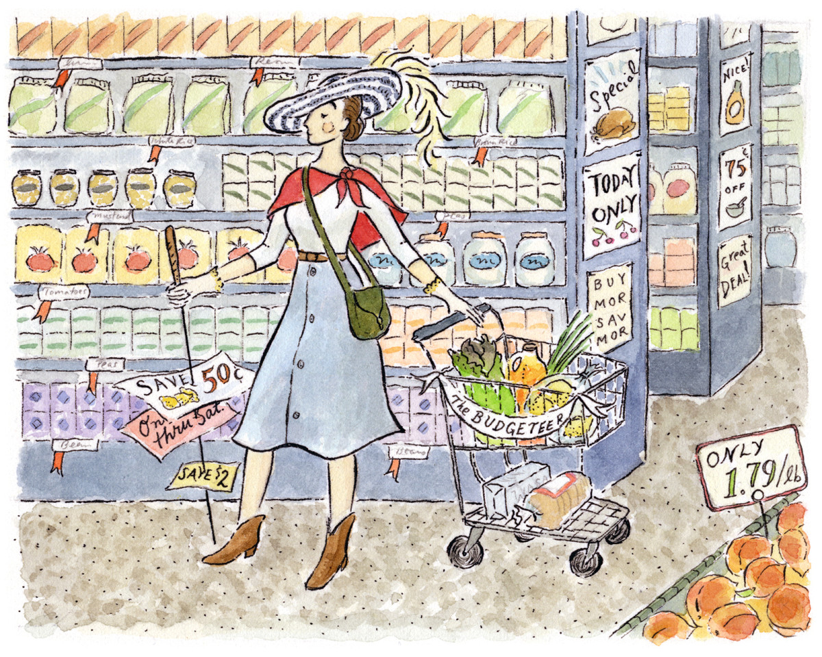 groceries, budgeting