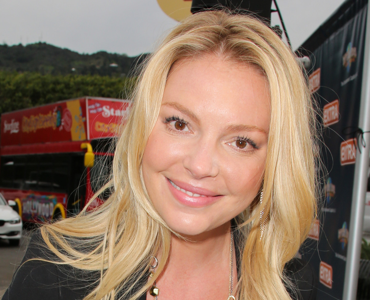 Katherine Heigl / Getty