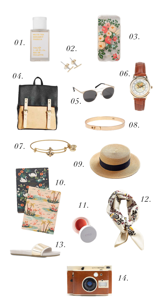 summer accessories hat scarf sandals watch notebooks iphone cover style
