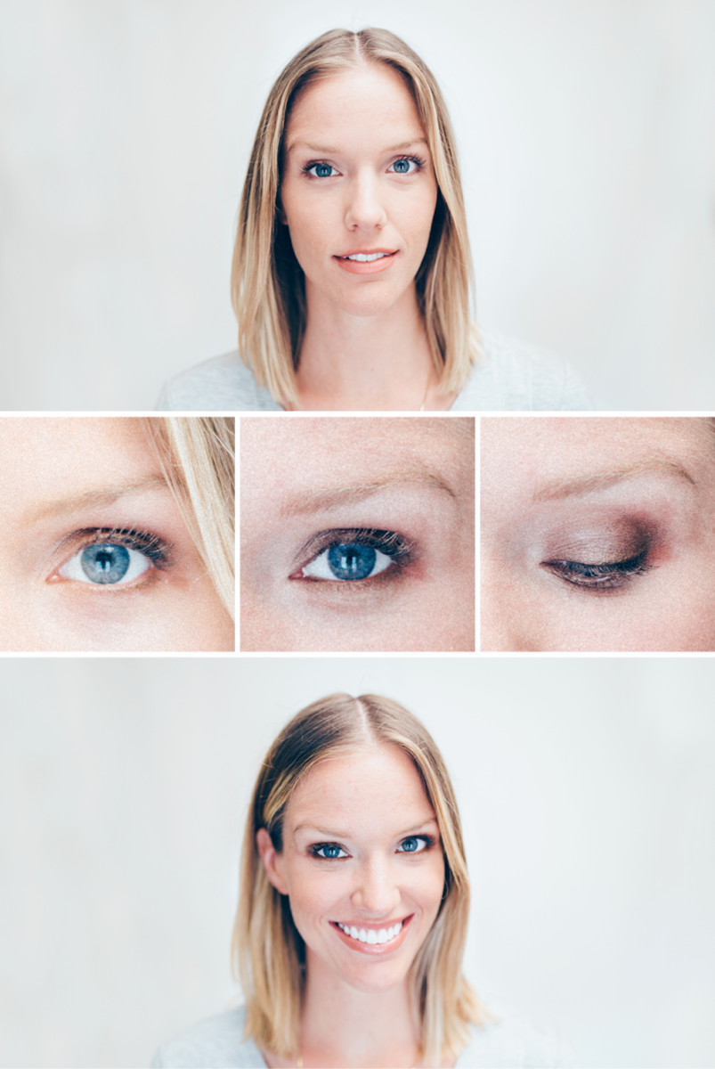 eye color enhancing makeup fall beauty trends make your eyes pop eyeliner eyeshadow tutorial diy