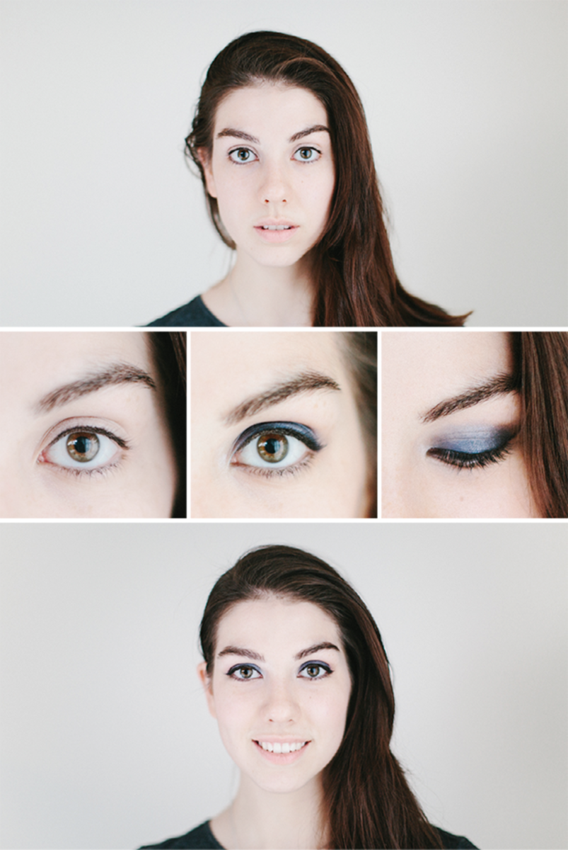 Does Eye Color Enhancing Makeup Work The Editors Give It A Try Verily