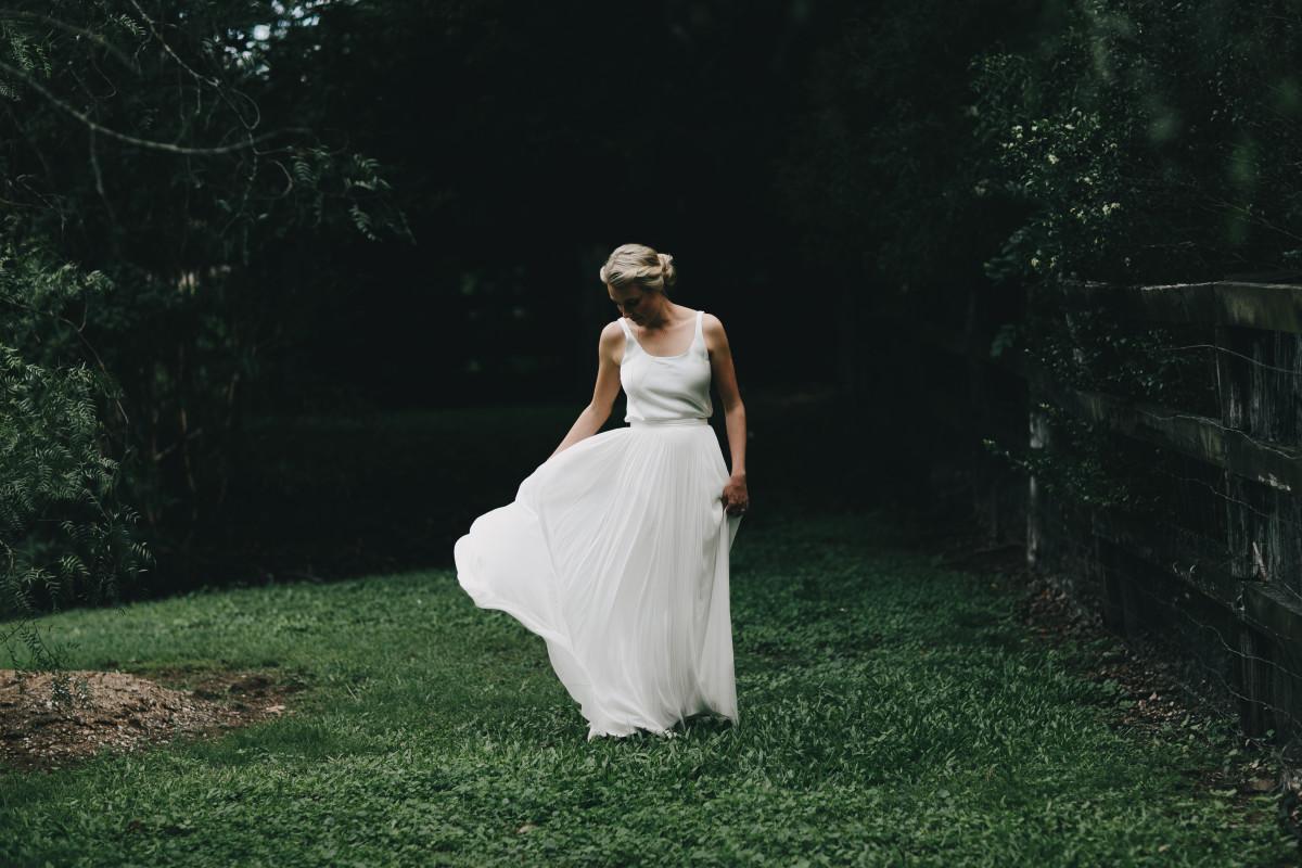 separates, wedding dress inspiration, spring 2016 bridal trends