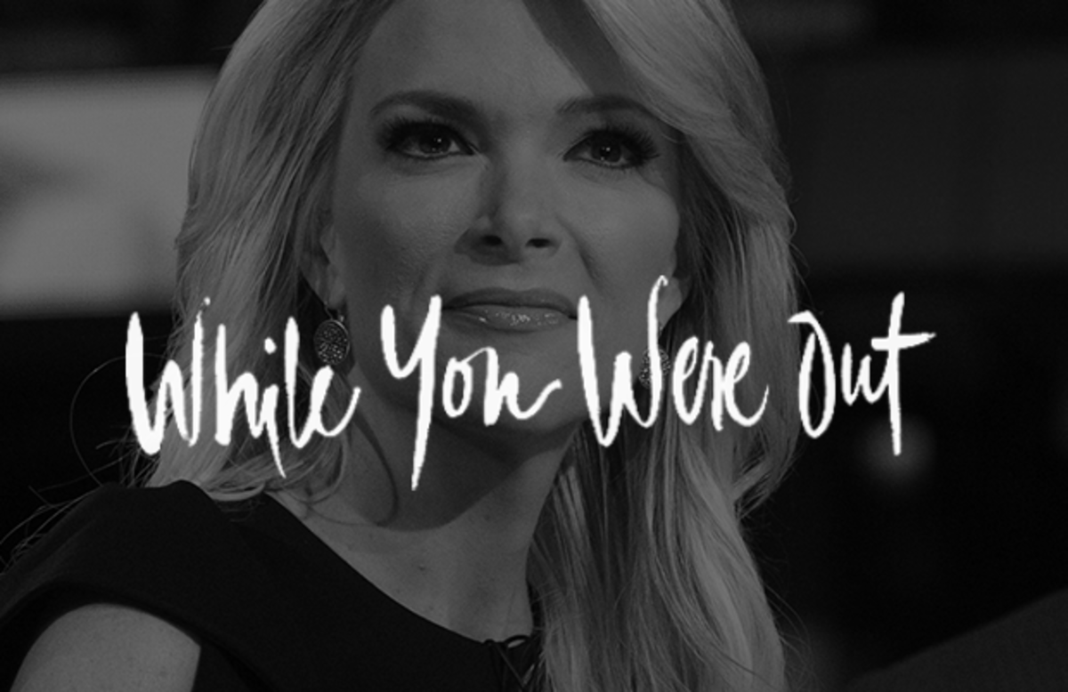 Megyn Kelly Says Bye to Fox News and Other Notes from the
