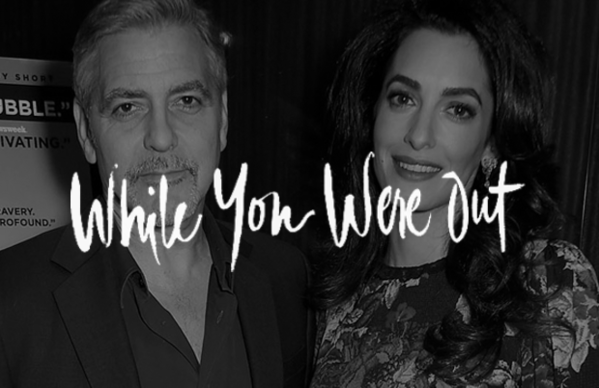 George Clooney, Amal Clooney, George and Amal Clooney Pregnant, Twins, Celeberity News