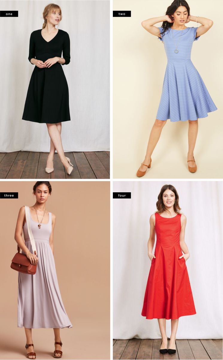 941f0714749 The Best Dress Styles for Your Body Type - Verily