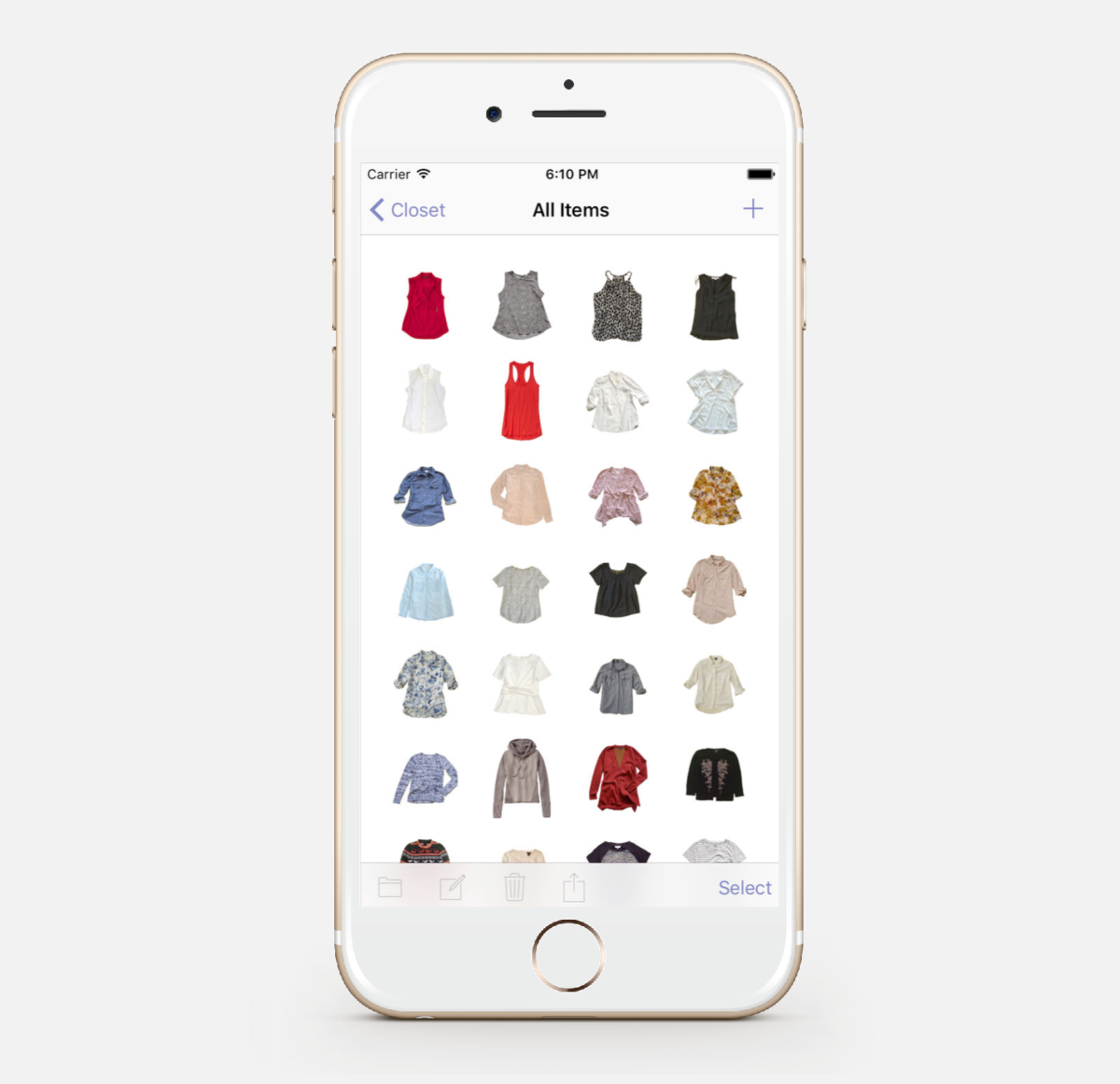 The Best Closet Organizer Apps for Your Wardrobe - Verily