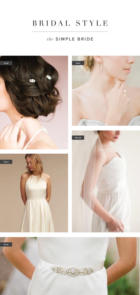 1. Blair Nadeau Millinery, $19+ / 2. Bride La Boheme, $94 / 3. Melinda Rose Design, $80 / 4. BHLDN, $1,050 / 5. Bride La Boheme, $140