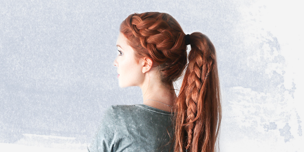Awe Inspiring 7 Easy Braid Tutorials For Beginners Verily Natural Hairstyles Runnerswayorg