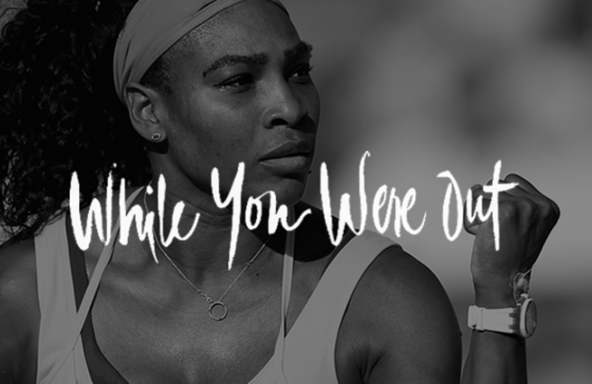 serena williams, serena williams pregnancy, culture, pop culture news, while you were out