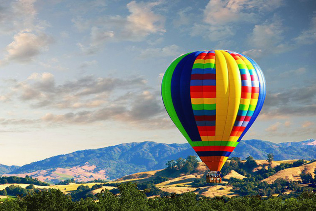 Source: Sonoma County Hot Air Balloon Classic