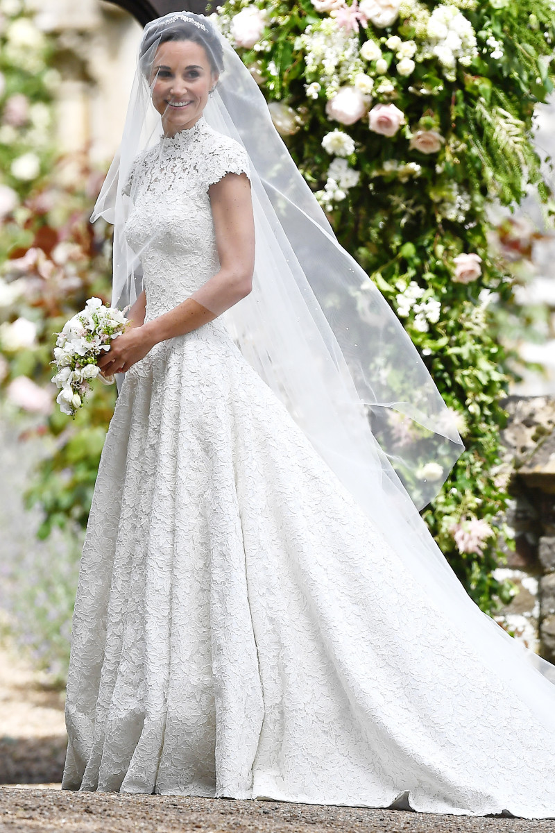 How to Get Pippa Middleton\'s Wedding Dress - Verily